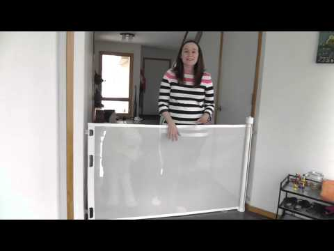 Adaptable, Retractable, Absolutely Phenomenal Baby Gate (Retract-A-Gate)