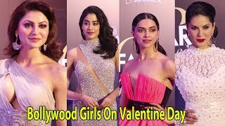 Bollywood Girls & Deepika Padukone Speak On What They Will Doo On Valentine Day