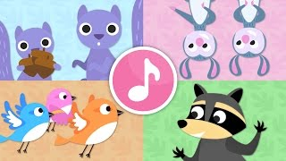 Treetop Family Song Collection | Kids Songs | 16 Children