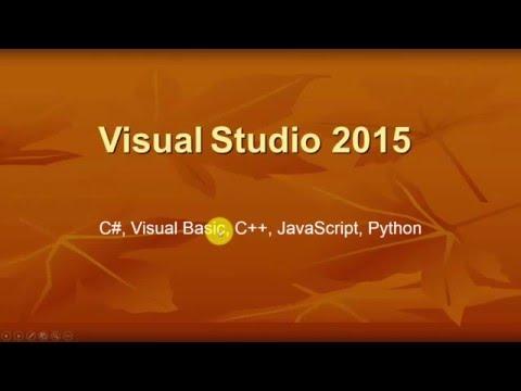 Programming with C# (C-Sharp)
