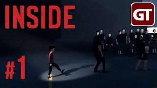 INSIDE Gameplay #1 - Let's Play Inside Deutsch / German