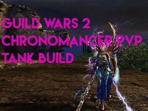 Guild Wars 2 Chronomancer PVP tank Build