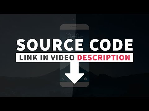 Source Code   Mobile UI Design Using Html CSS and jQuery