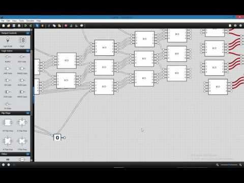 How To Build a Calculator With Logic Gates Part 5