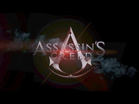 How to create the Assassin's Creed movie title in Final Cut Pro X - Tutorial