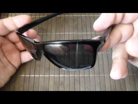 Oakley Sliver Black Iridium Polarised