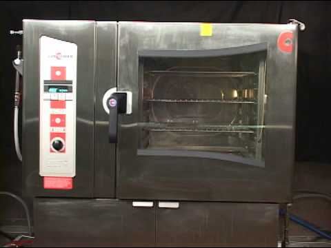 Cleaning your Convotherm Combi Oven