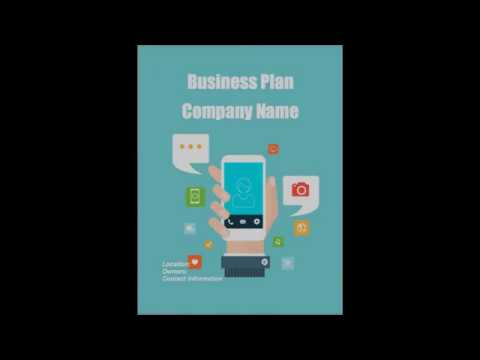 Mobile App Business Plan Example