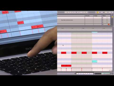 Ableton Live 9 Tutorial - Part 4: How To Make Beats