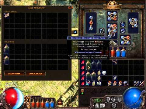 All known vendor recipes in Path of Exile