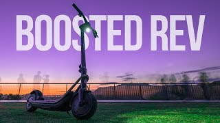 Boosted REV — The Review 🛴