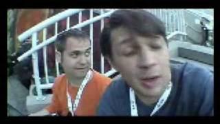 Jake Ludington's Fire Alarm at Gnomedex 5.0
