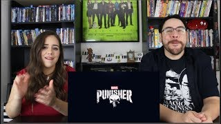 The Punisher Official Trailer 2 Reaction Review
