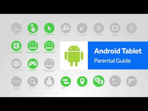 Android Tablet parental controls step-by-step guide | Internet Matters