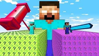 NejlepŠÍ Minecraft Lucky Bloky Challenge, KterÉ Jsme HrÁli! 😲co Jsme To Spawnuli!!😲 W/morry