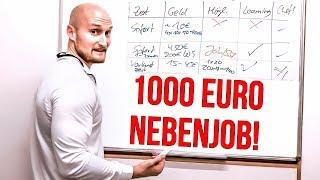 6 Nebenjobs mit den du 500 - 1000 Euro verdienst!