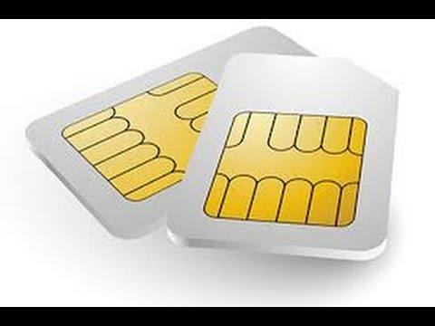 Unlock sim card (Compilation)