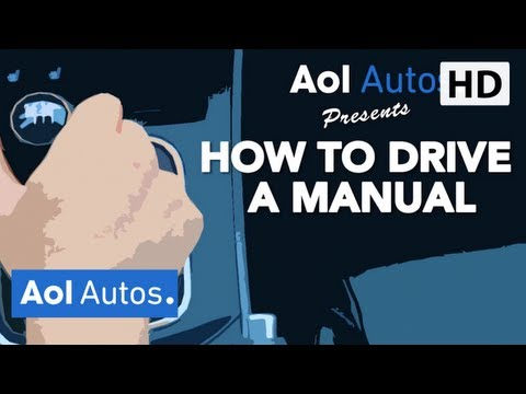 How to Drive a Manual Part One | AOL Autos