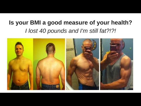 Is BMI a good measure of your health? (Body Mass Index)