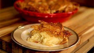 Greek Custard Pie: Galaktoboureko