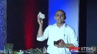 The Chaos of Cannabis | Jahan Peston Jamas | TEDxIITBHU