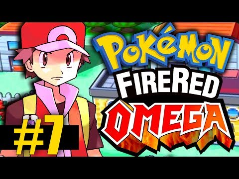Pokemon Fire Red Omega - Part 7 - The Road to Vermilion City!