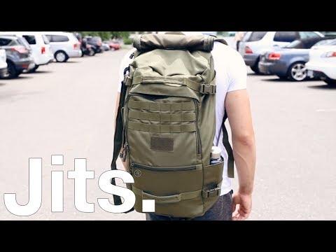 A Closer Look At The Convertible Gi Bag On Jits Shop