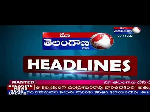 10-9-2018 MA TELANGANA TV NEWS HEAD LINES