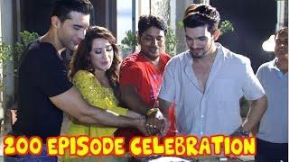 Ishq Mein Marjawan 200 Episode Celebration On Set | Tellybytes