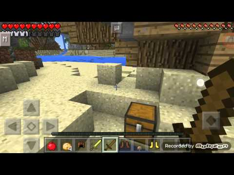 How to hack minecraft hunger games pe -