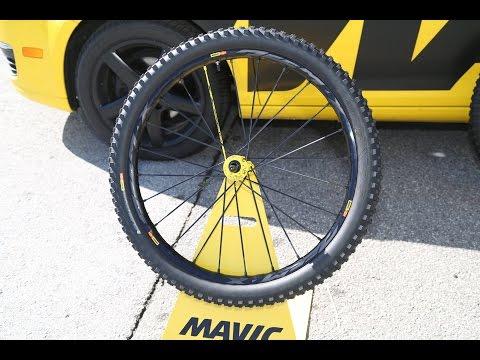 2017/2018 Mavic Deemax Pro Wheels, XA Pro Carbon, and Mavic's MTB direction