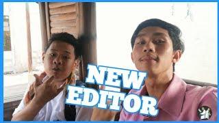 May Editor Na Ang Binhi!