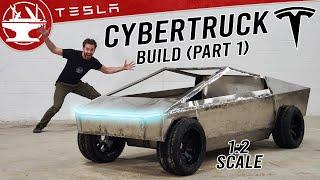 CYBERTRUCK BUILD (Part 1/4: The Body)