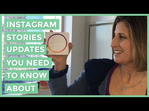 Instagram Stories Updates You Need To Know About [Feb 2017]