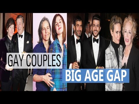 30 Gay Celebrity Couples With The BIGGEST Age Gap