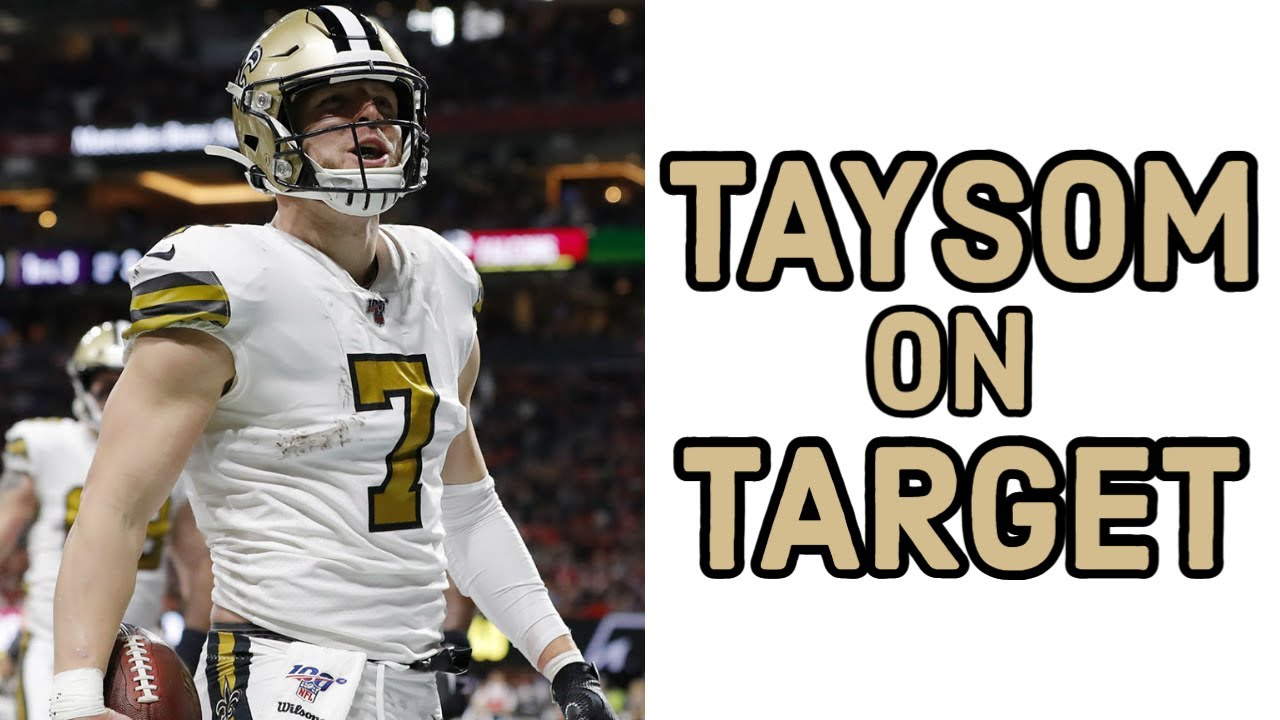 NFL Film Breakdown: Taysom Hill's Accuracy was on Display in his First Start at QB for the Saints