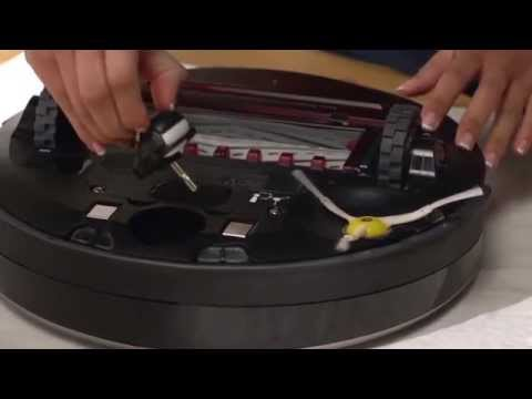 iRobot Roomba® 980- Maintenance