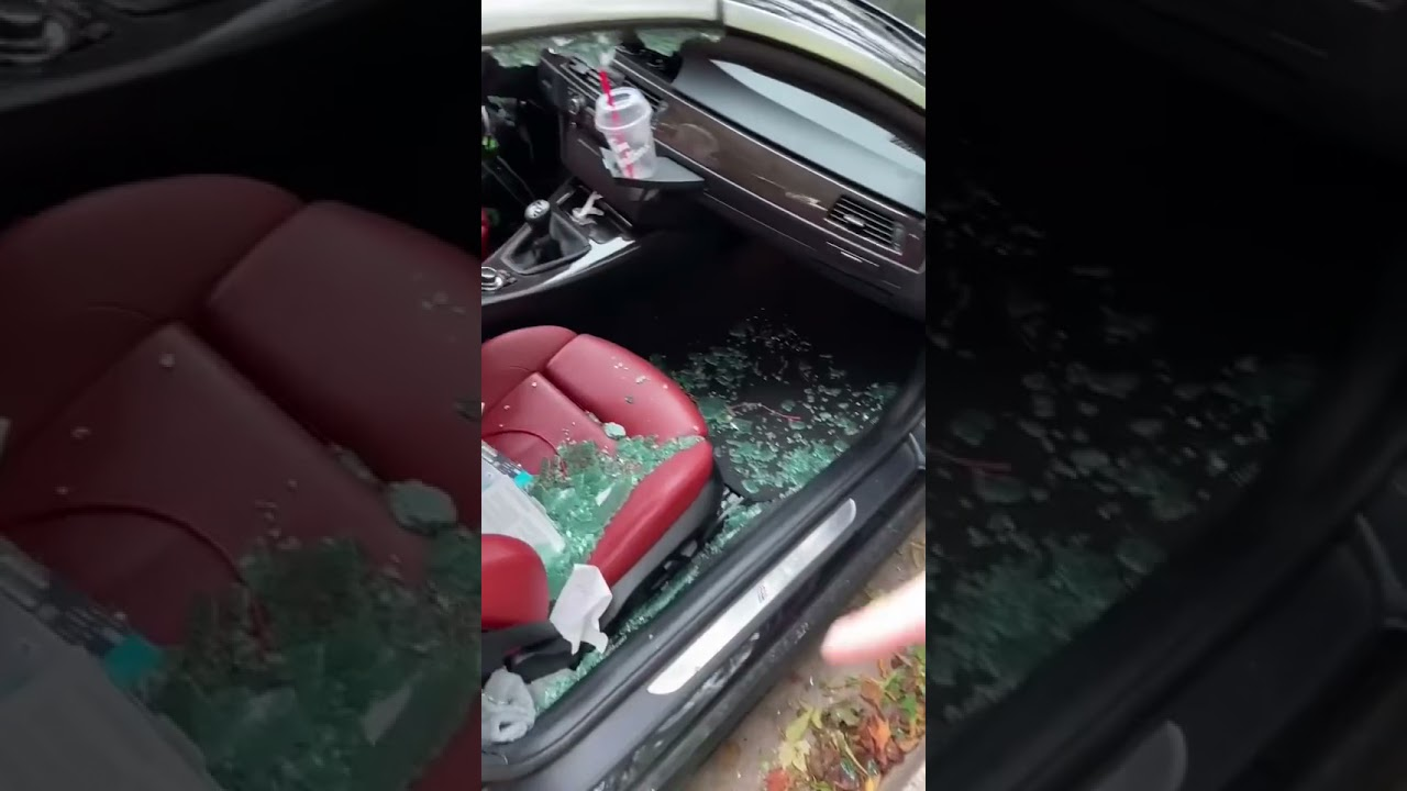 CATCHING THE CRIMINAL THAT BROKE INTO MY CAR PT 4! #shorts