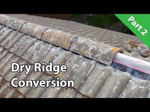 How to Install a Dry Ridge System -  DIY Fit Part 2