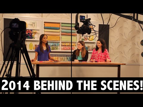2014 Behind the Scenes Vlog! | NYC x LA x Knoxville