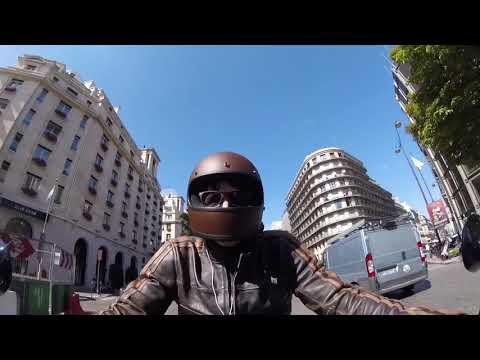 UK - France - Spain Motorcycle Road Trip 2017