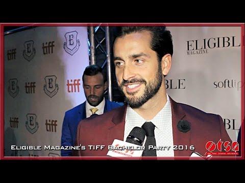 Eligible Magazine's TIFF Bachelor Party 2016