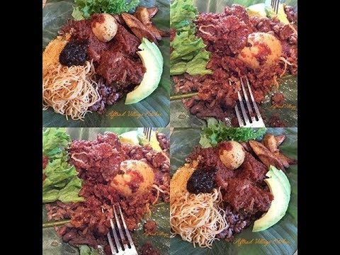 how to cook waakye(ghanastyle)
