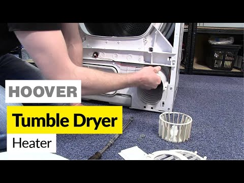 How to Replace a Tumble Dryer Heater (Hoover)