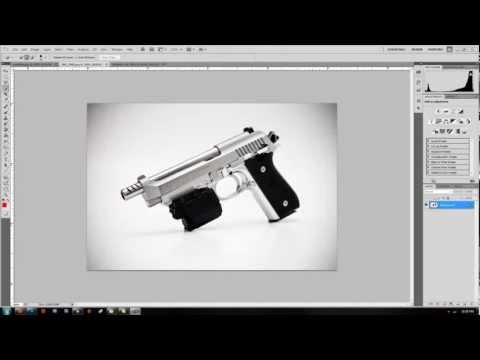 How To Save A Image & Keep Transparency In Photoshop CS5 CS6