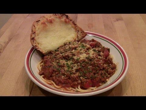 Karen's Homemade Spaghetti Sauce