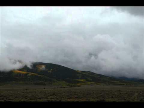 Stormy Rocky Mountains Timelapse Movie