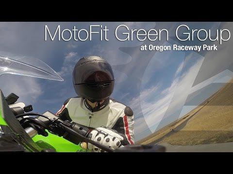 MotoFit Green Group at Oregon Raceway Park - MotoUSA