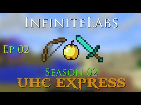InfiniteLabs UHC EXPRESS Season 02: Ep 02 - Surrounded