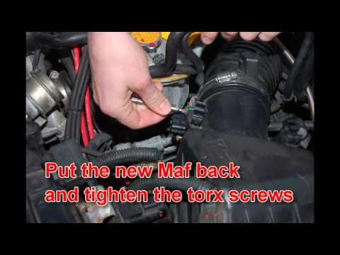 maf sensor replacement subaru impreza gt my99